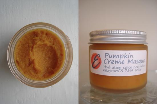 Pumpkin masque photo