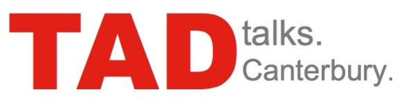TAD talks logo