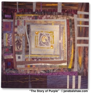 Quilt, The story of Purple