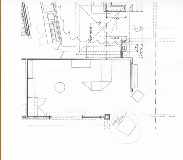 Hoosett initial sketch