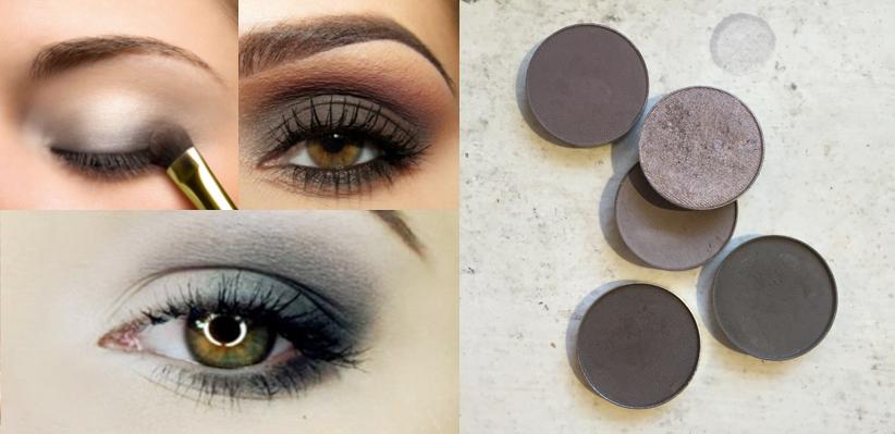 Gray eyeshadow; janebalshaw.com