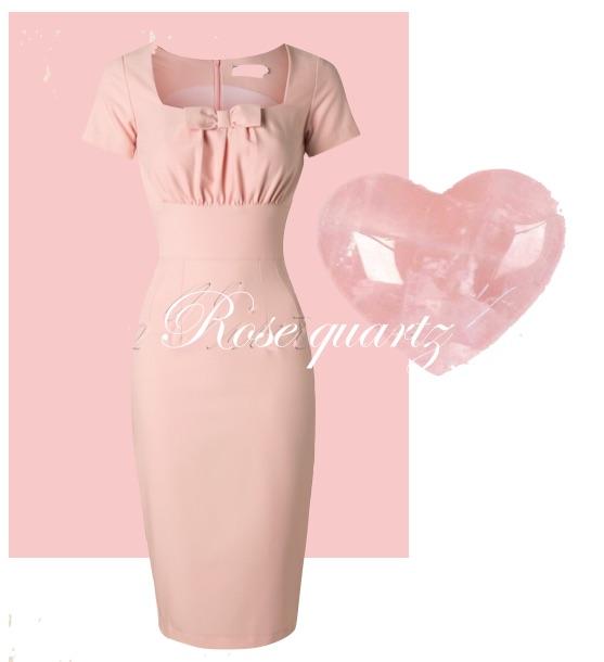 Rose quartz no gray